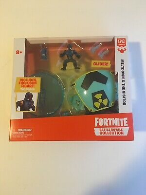 New Fortnite Battle Royale Collection Meltdown - The Visitor Set