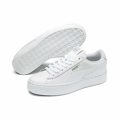 PUMA Womens Vikky Stacked Sneakers
