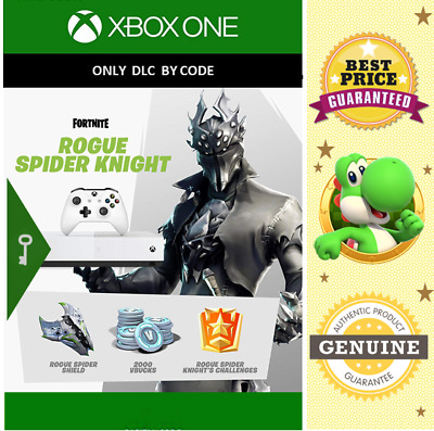 Fortnite Legendary Rogue Spider Knight Outfit - 2000 V-Bucks - Xbox One 🔑 Code