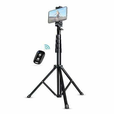 Selfie Stick Tripod UBeesize 51 Extendable Stand with Bluetooth Remote