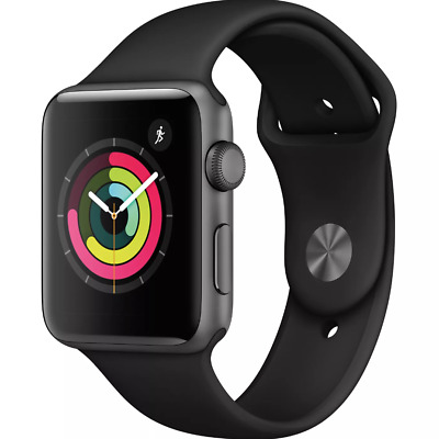 Apple Watch Series 3 GPS 42mm Aluminum Case