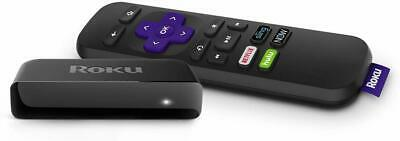 Roku Premiere  HD4KHDR Streaming Media Player includes HDMI Cable