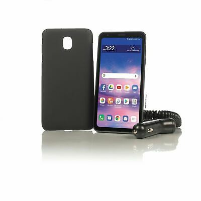 Tracfone LG Solo Smartphone - 1 Year of Service with 1500 MIN1500 Text1500MB