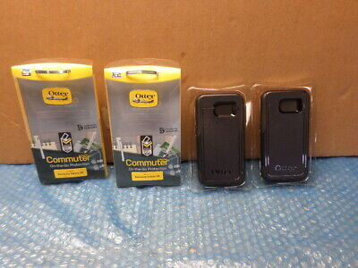Otterbox Commuter Series case for Samsung Galaxy S6 - Black