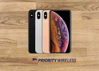 Apple iPhone XS A1920 64256512GB AT-T T-Mobile Verizon Sprint Unlocked