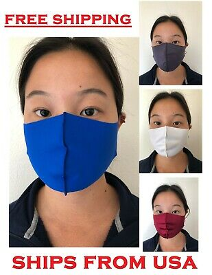 10PC Washable Mouth Cover Beauty