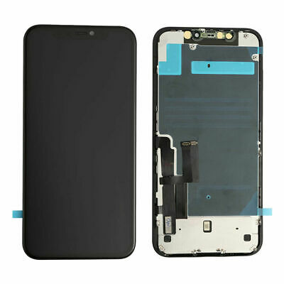 Apple iPhone 11 OLED LCD Touch Screen Digitizer Replacement - Back Plate Replace