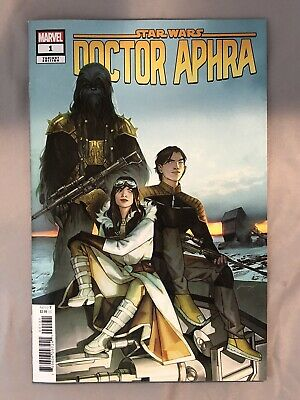 STAR WARS DOCTOR APHRA 1 REMENAR VARIANT 🔥New Crew New Mission🔥