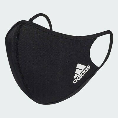 adidas Face Mask Cover 3 Pack Size Large Face Shield Mask