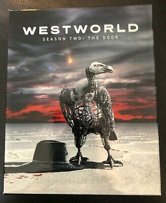 💎 Westworld Season 2 - The Door - The Complete Second Season on Blu-Ray 2017 💎