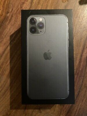 iPhone 11 Pro Box - 256GB - BOX ONLY - NO DEVICE - GREEN