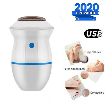 Electric Vacuum Foot Grinder File Machine Exfoliate Dead Skin Callus Remover New