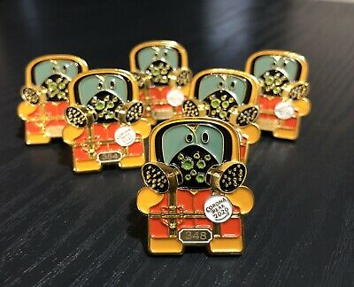 Limited Edition Collectors Pin  Amazon Peccy