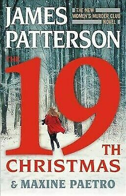 The 19th Christmas by Maxine Paetro and James Patterson 🔥 P-D-F🔥