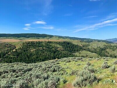 10-48 ACRES DOUGLAS COUNTY WASHINGTON CANYON AND RIVER VIEWS NEAR WENATCHEE