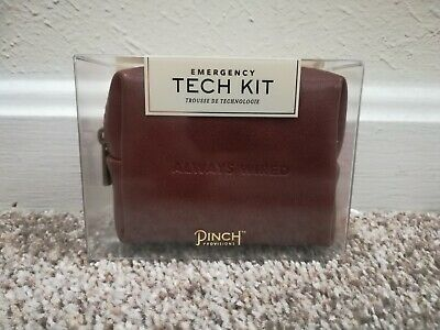 Starbucks Pinch Provisions Wired Tech Essentials Emergency Kit Earbuds Charger