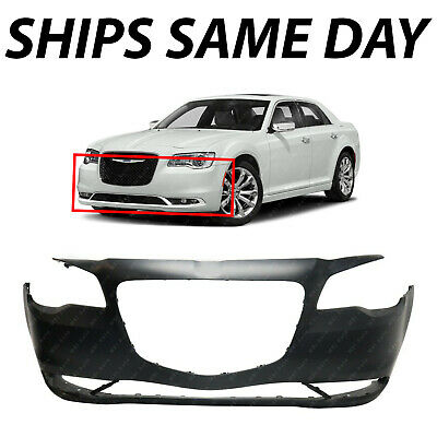 NEW Primered - Front Bumper Cover Replacement for 2015-2021 Chrysler 300 15-21