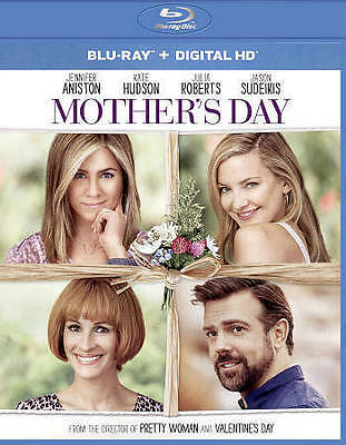 Mother's Day Blu-ray Disc 2016 Includes Digital Copy UltraViolet