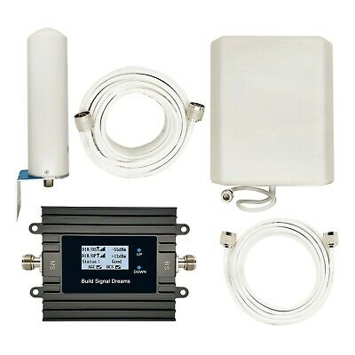 Smart LCD Signal Booster 4G Improve LTE700 Data AT-T Verizon T-Mobile 121713