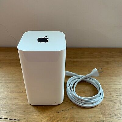 Apple AirPort Time Capsule 3TB A1470 802-11ac Wireless Router