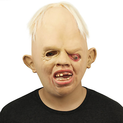 The Goonies Sloth Mask Creepy Scary Ugly Halloween Party Head Costume Decoration