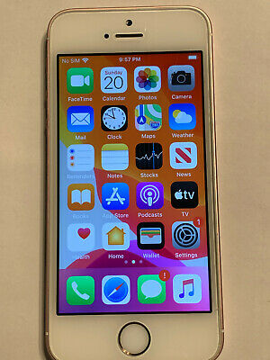 Factory UNLOCKED iPhone SE 32GB Rose Gold AT-T T-Mobile Metro GSM SW8470