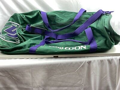OFFICIAL WIMBLEDON THE CHAMPIONSHIPS TENNIS HOLDALL BAG