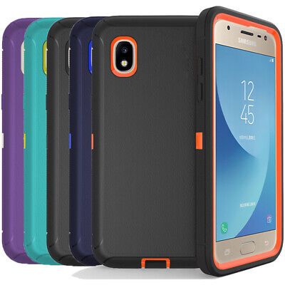 For Samsung Galaxy A10e Case Rugged Shockproof Armor Heavy Duty Hard Cover