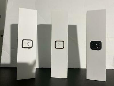Empty Box for Apple Watch  Series 5 4 3 4440mm Original OEM- Great Condition