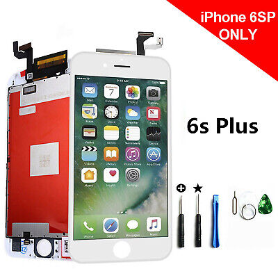 For iPhone 6S Plus White Display Touch Screen Digitizer LCD Replacement Assembly