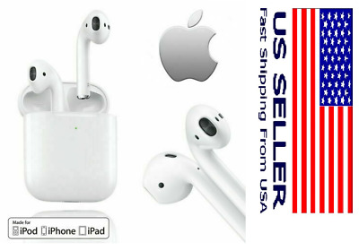 AppIe AirPods Generation 2 with Charging Case MV7N2AMA
