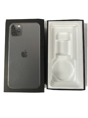 Apple iPhone 11 Pro Max 64GB Space Gray EMPTY BOX ONLY