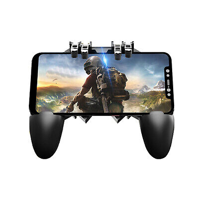 Mobile Phone Game Controller AK66 Gamepad Joystick for IOS Android PUBG Fortnite