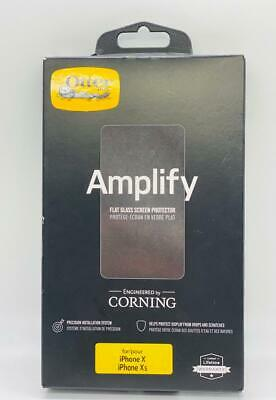 OtterBox Amplify Series Screen Protector for iPhone XSX