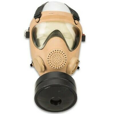 NEW STOCK Military Gas Mask 40mm NATO Replaceable Filter Canister Tear Gas Help