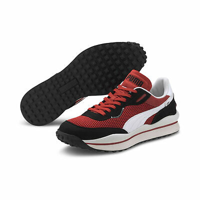 PUMA Mens Style Rider Stream On Sneakers