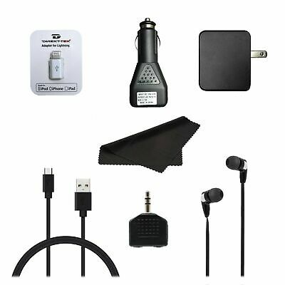 Direkt-Tek On-The-Go Mobile Accessory Kit for iOS Devices 00934