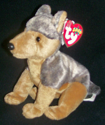 Ty Beanie Baby Sarge