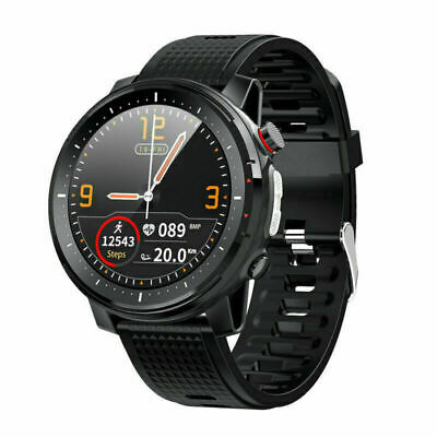 Microwear L15 Smart Watch Heart Rate ECG Monitor Sport Wristband for Android IOS