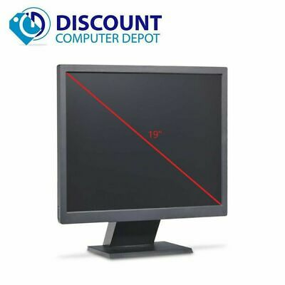 Name Brand 19 Monitor LCD for Desktop Computer PC Grade B - Lots available