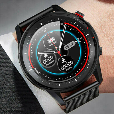L15 Smart Watch BT5-0-Connect ECG Waterproof Light Music Tracker For Android IOS