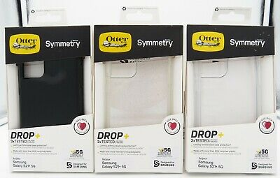 Otterbox Symmetry Series Case for the Samsung Galaxy S21- 5G S21 Plus In Retail