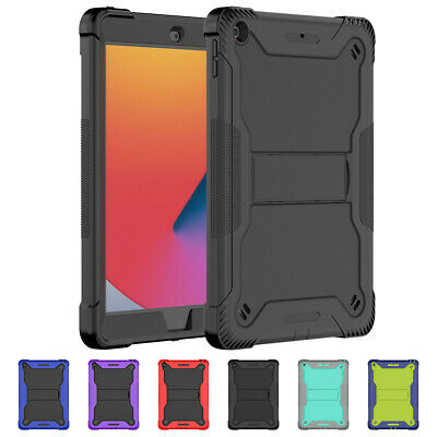 For Apple iPad 8th 7th 6th 5th Generation 10-2 9-7 Shockproof Hard Case Cover