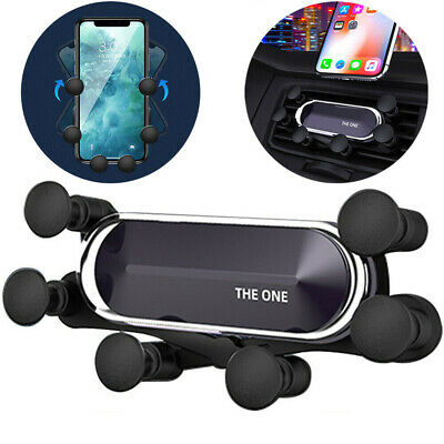 Universal 360° Gravity Auto Car Air Vent Mount Holder Stand for Cell Phone GPS