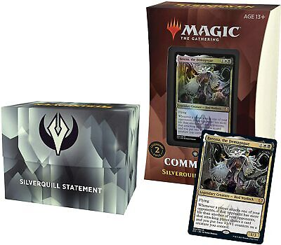 MTG Magic Strixhaven 2021 Commander Decks - Set of All 5