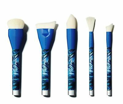 Sonia Kashuk Air-Brushed Skin 5 Piece Brush Couture Set Limited Edition New