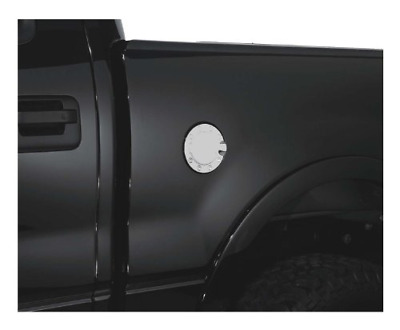 BULLY Dodge  Ram SDG-302 Polished Stainless Steel Fuel Door Cover
