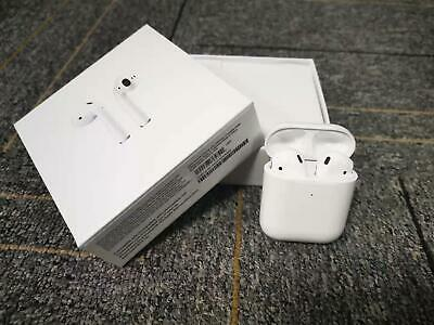 Apple Airpods 2nd Generation Bluetooth Earbud Earphones Headset Charging Case