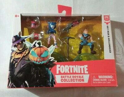 Fortnite Battle Royale Collection Hay Man - Hallowhead Action Figures