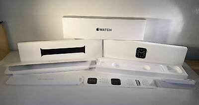 Apple Watch SE BOX ONLY Silver Aluminum Case 40 MM